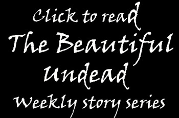 Isobella Jade's writing series called The Beautiful Undead