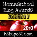 I Was Nominated in the 6th Annual Homeschol Blog Awards!