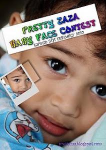 PRETTY ZAZA BABY FACE CONTEST