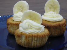 "CUPCAKES ""Banana Old Fashion"""