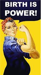 Girl Power IS Birth Power!