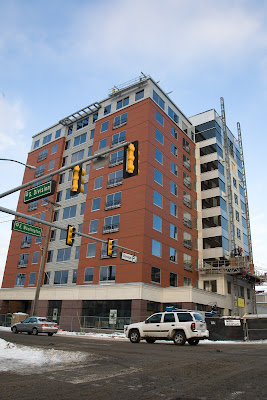 4 Eleven Lofts In Downtown Ann Arbor Developed With U Of M Students In Mind Downtown Ann Arbor Loft Apartment Building Designed And Priced With U Of M