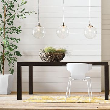 West Elm Parsons Expandable Table