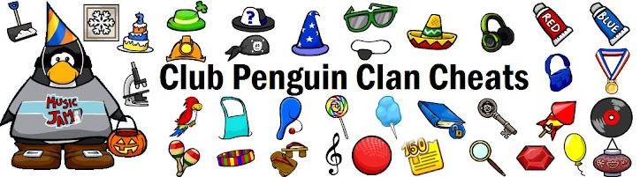 Club Penguin Clan Cheats