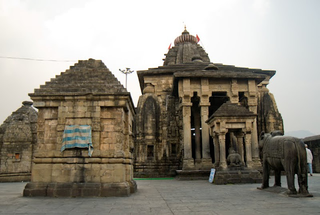Posted by Ripple (VJ) : Historical Shiva Temple @ Baijnath, Himachal Pradesh