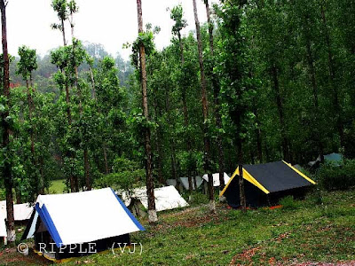 Camping @ SaatTaal, Uttrakhand, INDIA: There are many  places  for camping at SatTaal. There are some groups who manage for your stay, food, trekking, adventurous sports etc... After fours years I don't even remember the name of place where we stayed.: Posted by Ripple (VJ) on PHOTO JOURNEY @ www.travellingcamera.com : ripple, Vijay Kumar Sharma, ripple4photography, Frozen Moments, photographs, Photography, ripple (VJ), VJ, Ripple (VJ) Photography, Capture Present for Future, Freeze Present for Future, ripple (VJ) Photographs , VJ Photographs, Ripple (VJ) Photography : Here are the camps where I stayed and enjoyed different adventurous sports in the forest :)