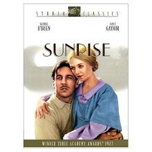 """4.) """"Sunrise"""" (1927) ... 8/10 - 8/23"""