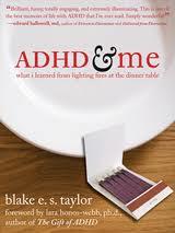 """""""ADHD & Me,"""" by Blake Taylor"""