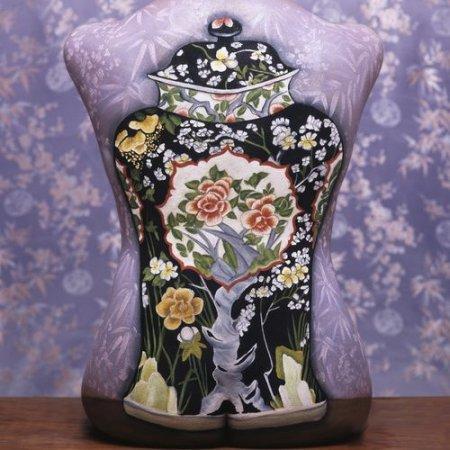 Unusual Body Backside Art
