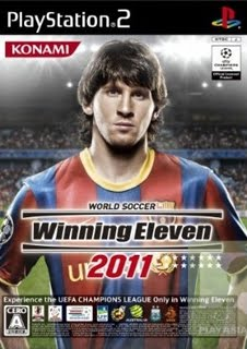 Winning+Eleven+2011+Wemania Download   Winning Eleven 2011 Wemania 2.0 – PS2