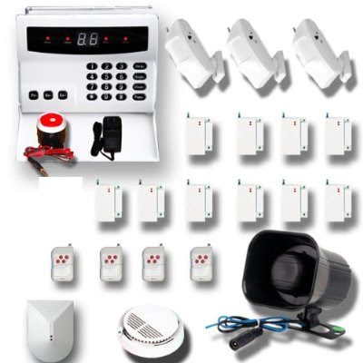 ... Wireless Home Security Alarm System Kit (DIY) | Do It Yourself Guide