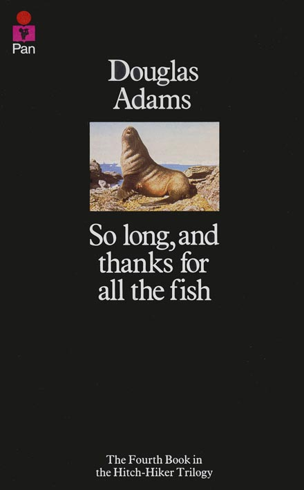 Bear alley douglas adams cover gallery for All the fish