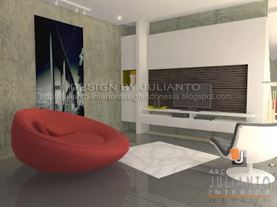Apartment Interior Jakarta