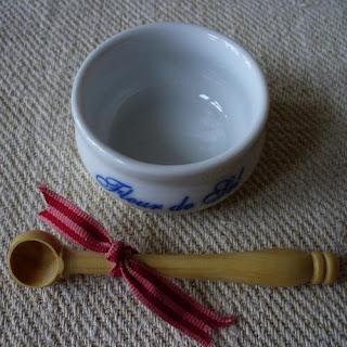 Fleur de Sel Porcelain