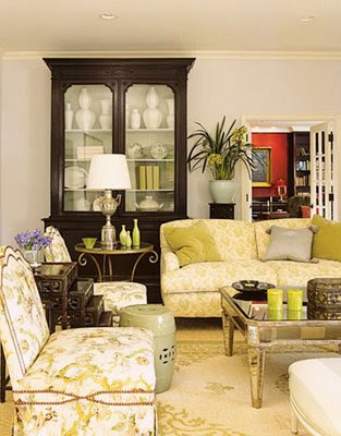 Mary McDonald Living Room Design