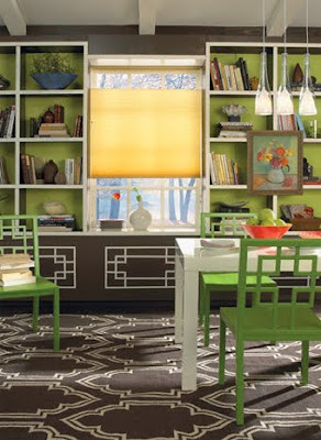 Gary Spain Designer Kitchen Bookshelves