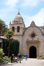 Carmel Mission (1770)