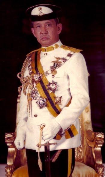 Alfatihah Buat DYMM Sultan Iskandar Ibni Almarhum Sultan Ismail