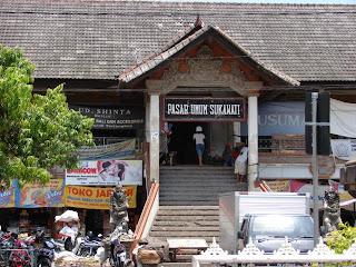 Nings Blog: Pasar Sukawati Bali