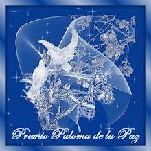 """PREMIO """"PALOMA DE LA PAZ"""""""