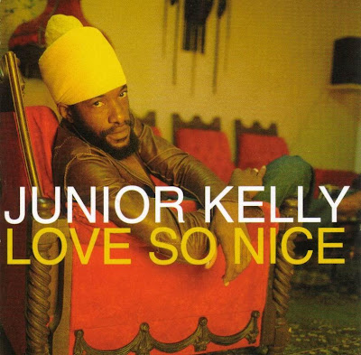 Junior Kelly. dans Junior Kelly Junior+Kelly+-+Love+so+nicet+-+front