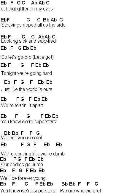 Flute Sheet Music: 2010