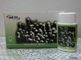 BAMBOO SALT 100m x 5 btls