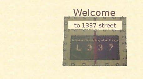 1337 Street