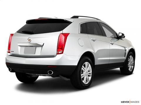 2010 Cadillac Srx Premium Midsize Luxury Suv New Cars