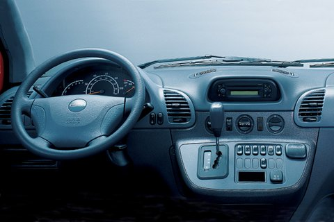 2008 Dodge Sprinter Dashboard