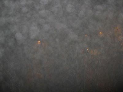 Одесса фото ночной туман