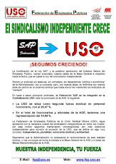 EL SINDICALISMO INDEPENDIENTE CRECE