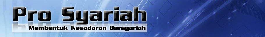 Pro Syariah