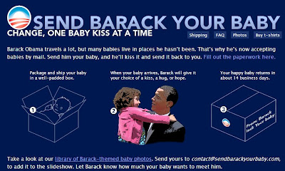 Barack Your Baby
