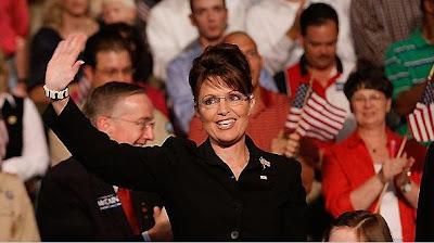 Sarah Palin at Carson
