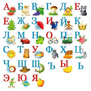 Раскраски буквы русского алфавита для детей 128