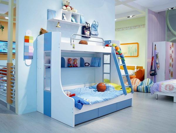 Дизайна новой детской комнаты для