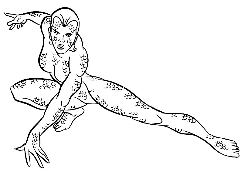 x men coloring book pages - photo #21