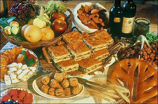 le paradou les 13 desserts de no 235 l en provence