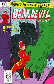 Daredevil 163- Ruby Tenneco