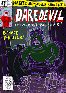 Daredevil 163- Ruby Tenneco (POV)