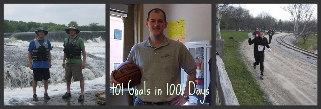 Eric's 101 Goals
