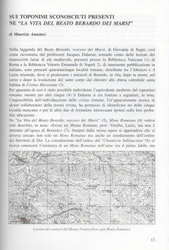 Toponimi Romani