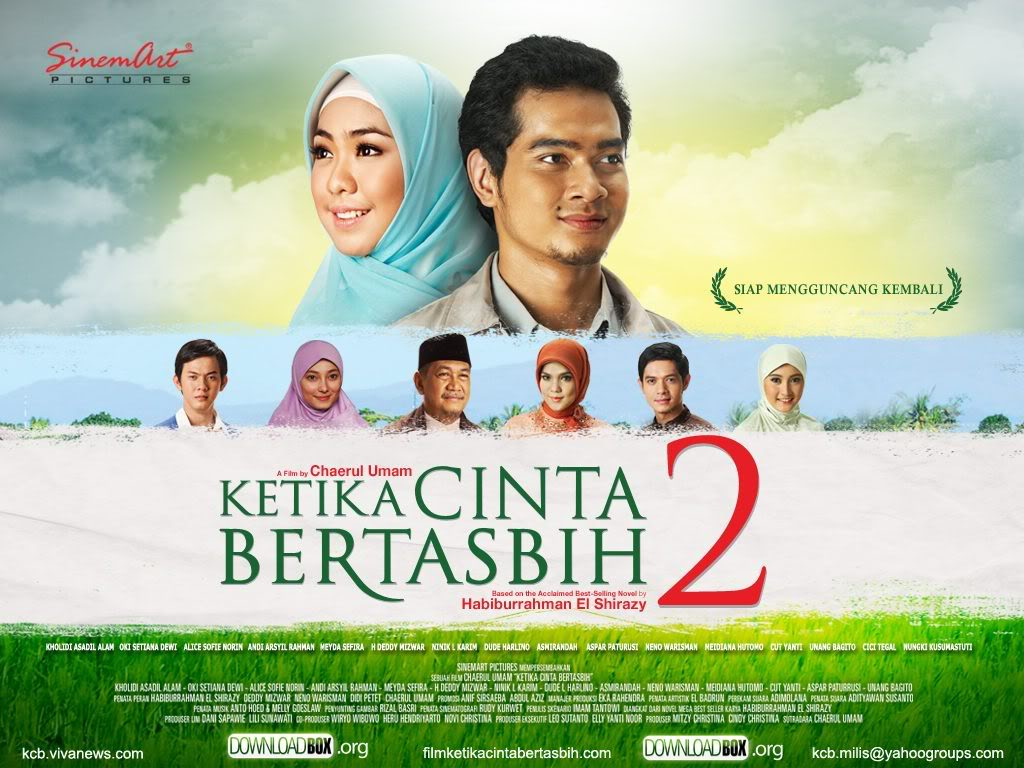 Film romantis Indonesia