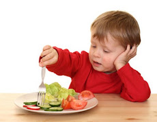 ¡Enseña a tus hijos a comer sano!