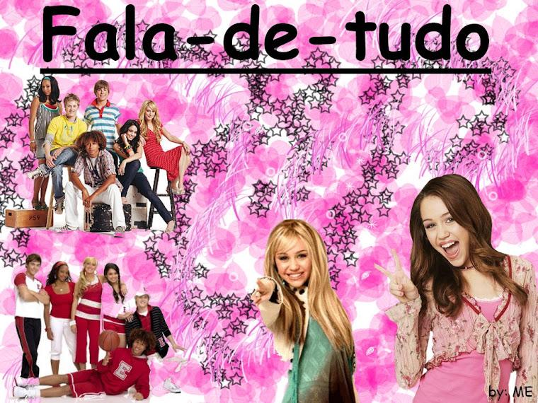 """""""*;:_Fala de tudo_:;*"""""""