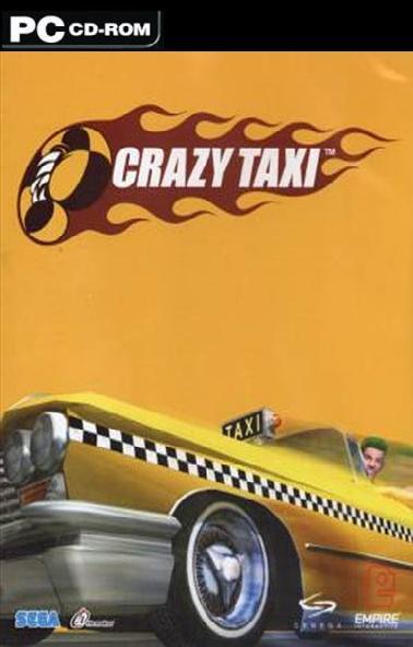 [DD] [MU] [PORTABLE] Crazy Taxi  CRAZY+TAXI