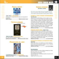 """Presentación de """"El designio de los dioses"""" en Las Rozas de Madrid"""