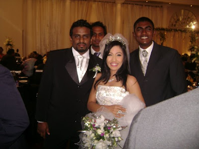Nehara perera wedding