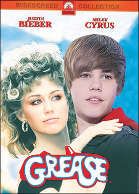 Justin Bieber wants to star in Grease remake with Miley Cyrus